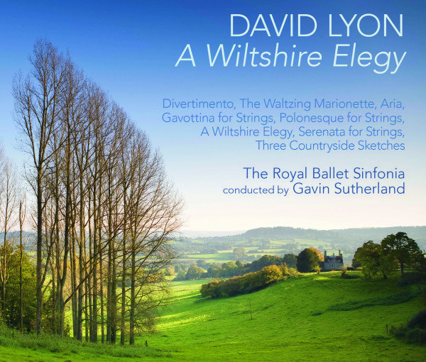 Latest David Lyon CD on sale now.