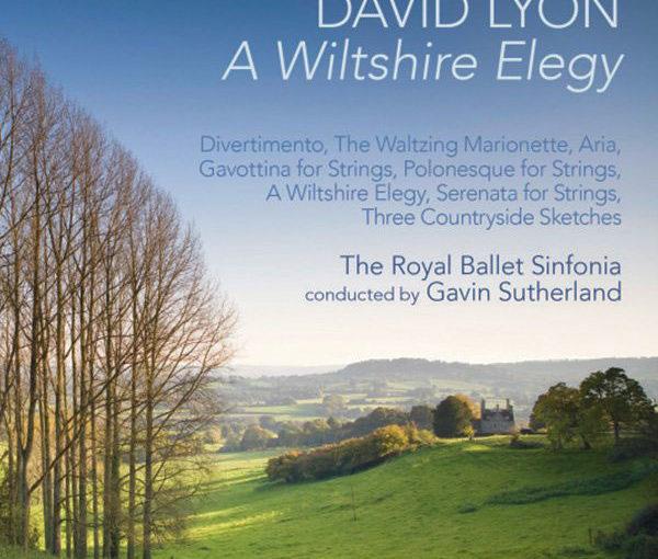Wiltshire Elegy (CD)